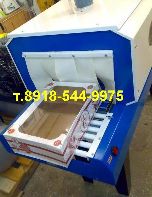 упаковка изделий в термоусадочную пленку